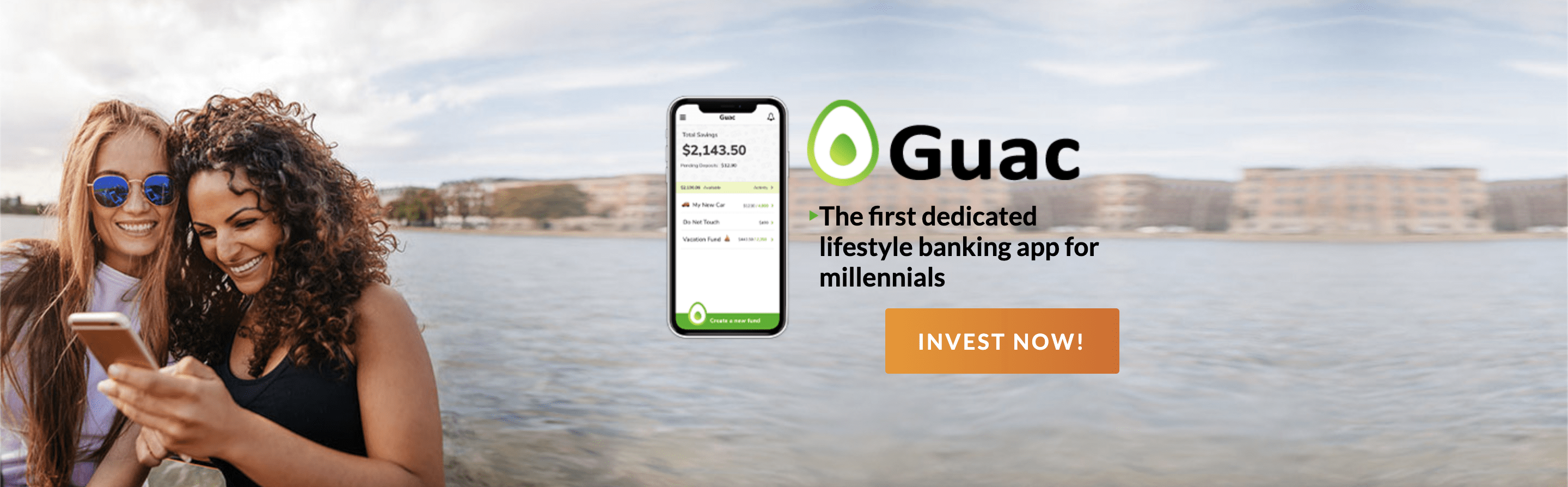 Savings App Guac Launches Equity Crowdfunding Campaign