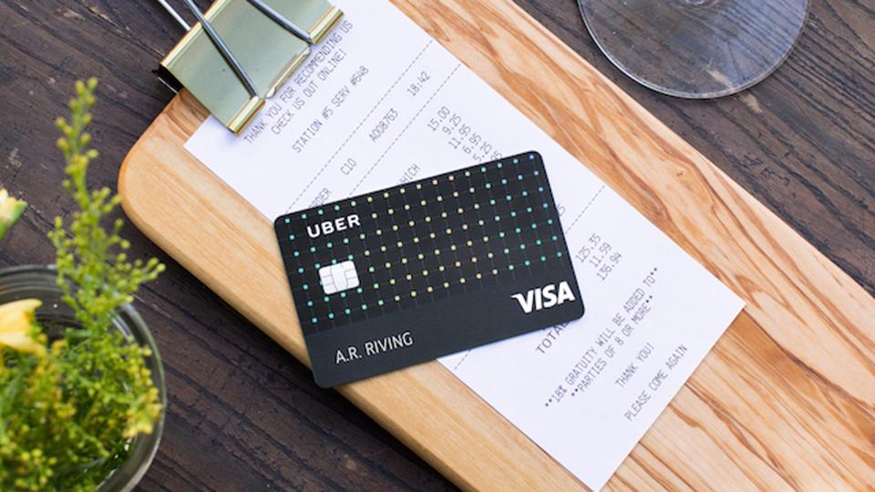 Money at 30: Uber Visa Credit Card Review
