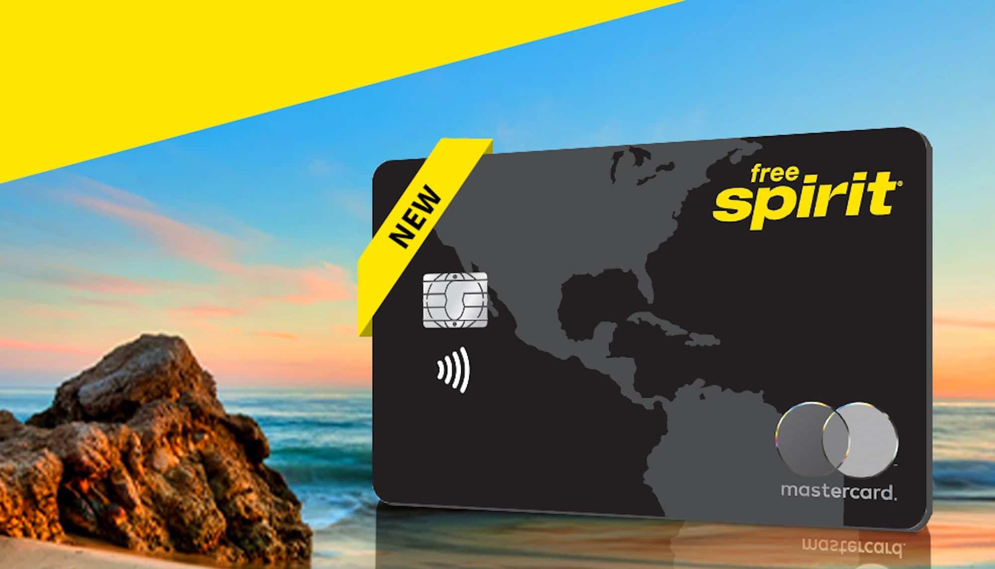 Spirit Airlines Refreshes Co-Branded Credit Card Line-Up