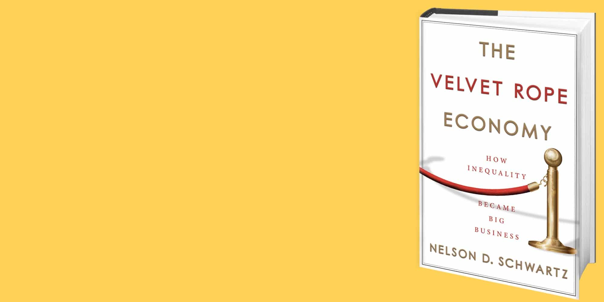 """Money at 30: """"The Velvet Rope Economy"""" Book Review"""